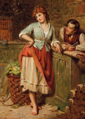 Edwin Thomas Roberts (British,