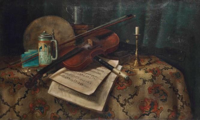 Charles Alfred Meurer (America