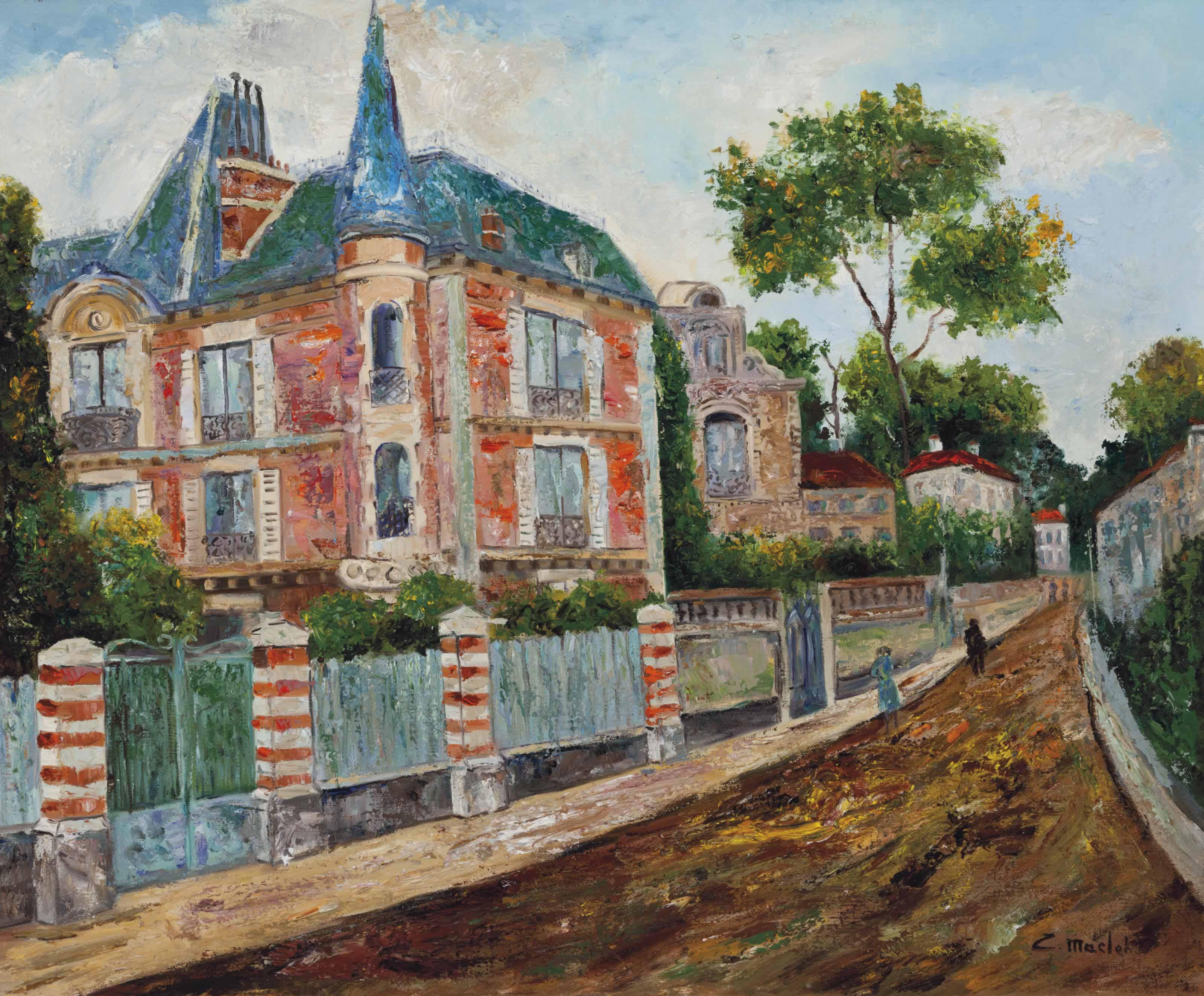 Élisée Maclet (French, 1881-19