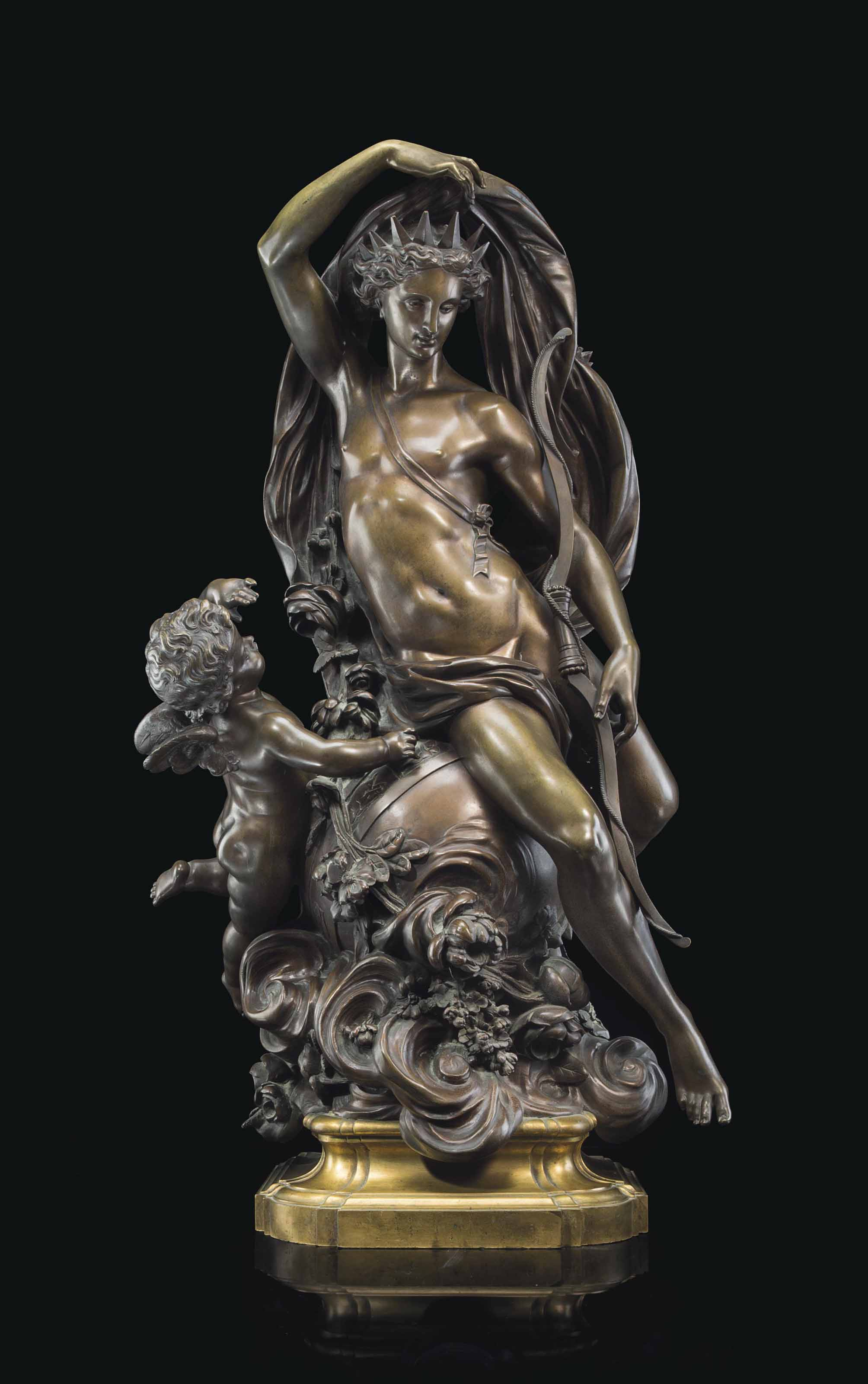 JEAN-BAPTISTE CARPEAUX (FRENCH