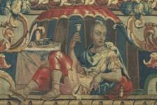 A LOUIS XIV BEAUVAIS GROTESQUE