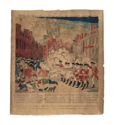 Paul Revere (Boston 1734-1818)