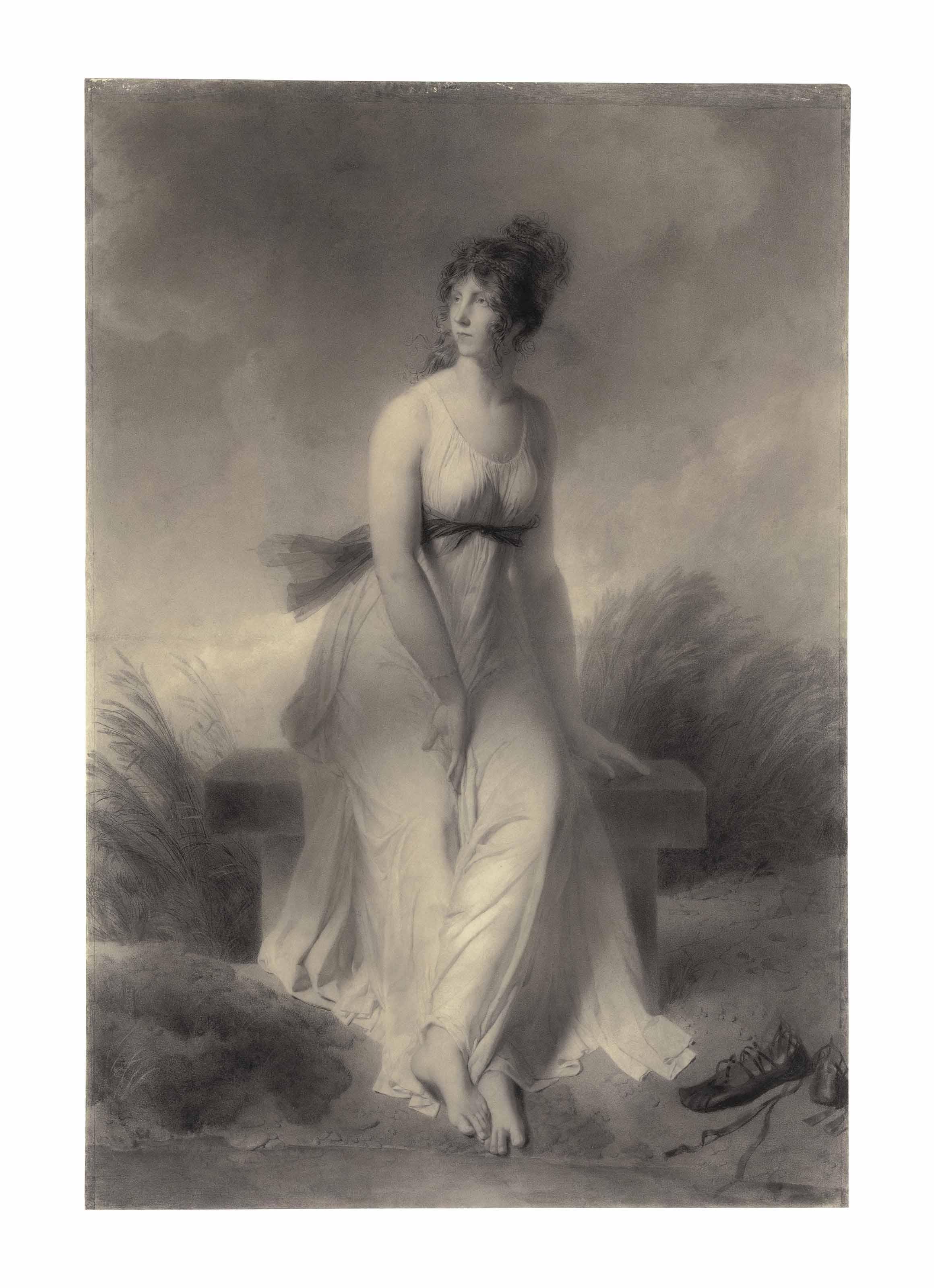 Alexandre-Evariste Fragonard (Grasse 1780-1850 Paris)