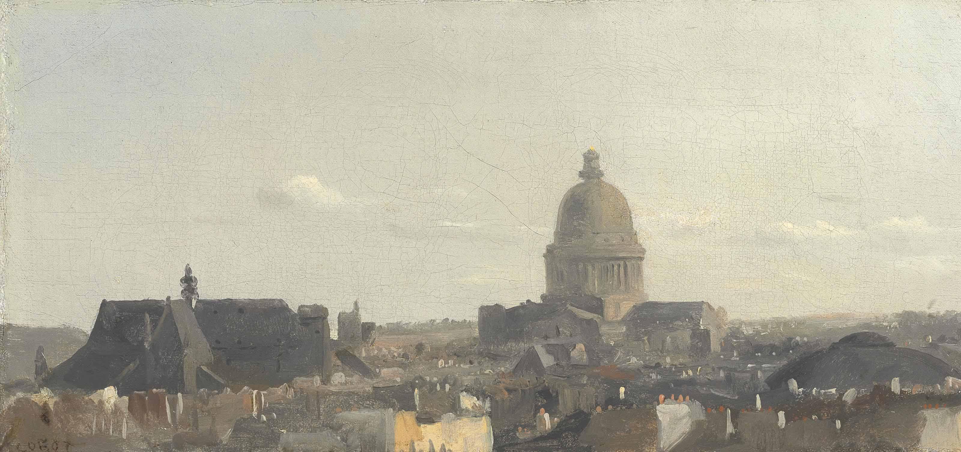 Jean-Baptiste-Camille Corot (P