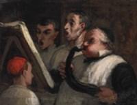 Le Lutrin ('The Lectern')