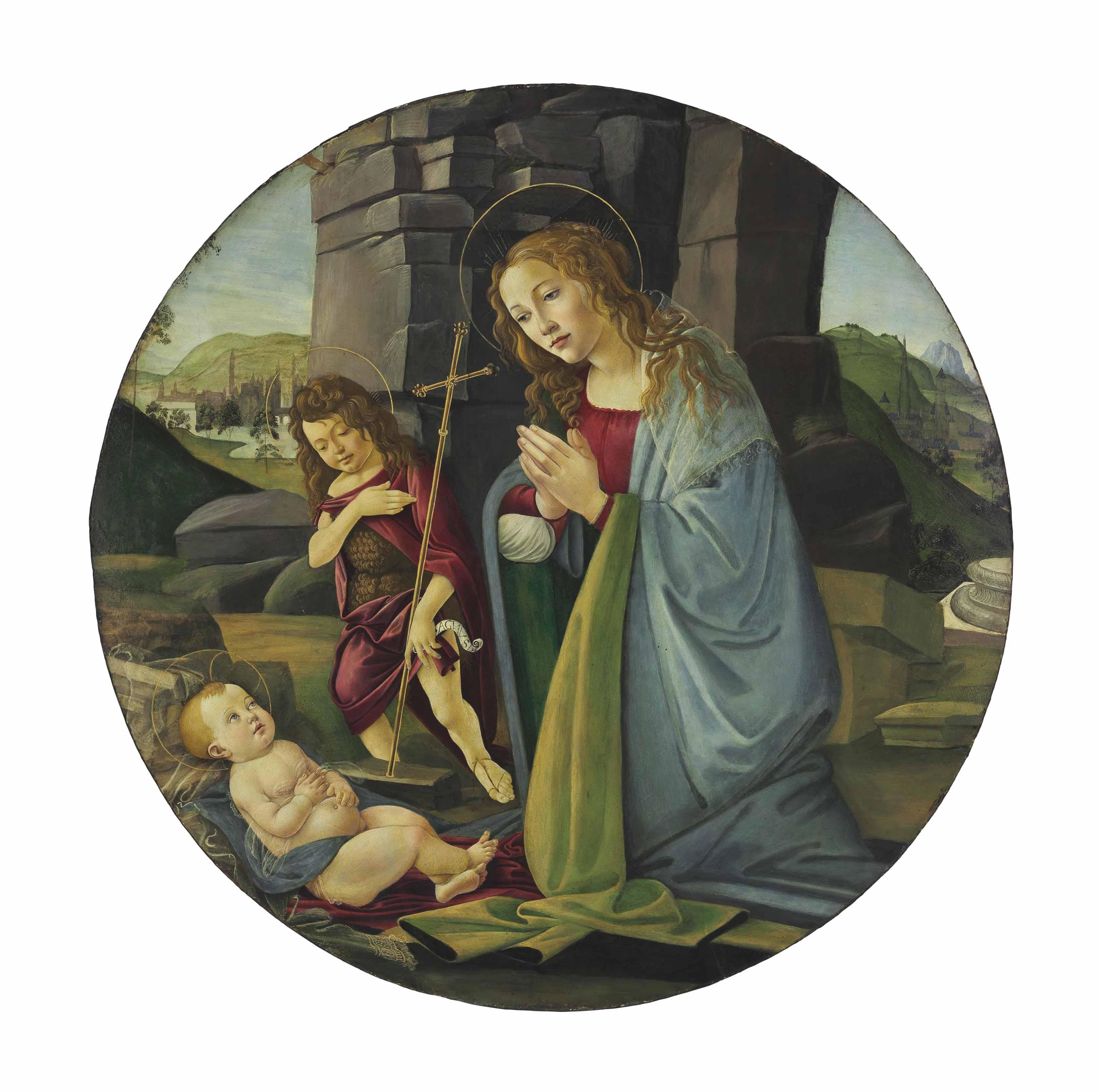 Alessandro Filipepi, called Sandro Botticelli (Florence 1444/45 ...