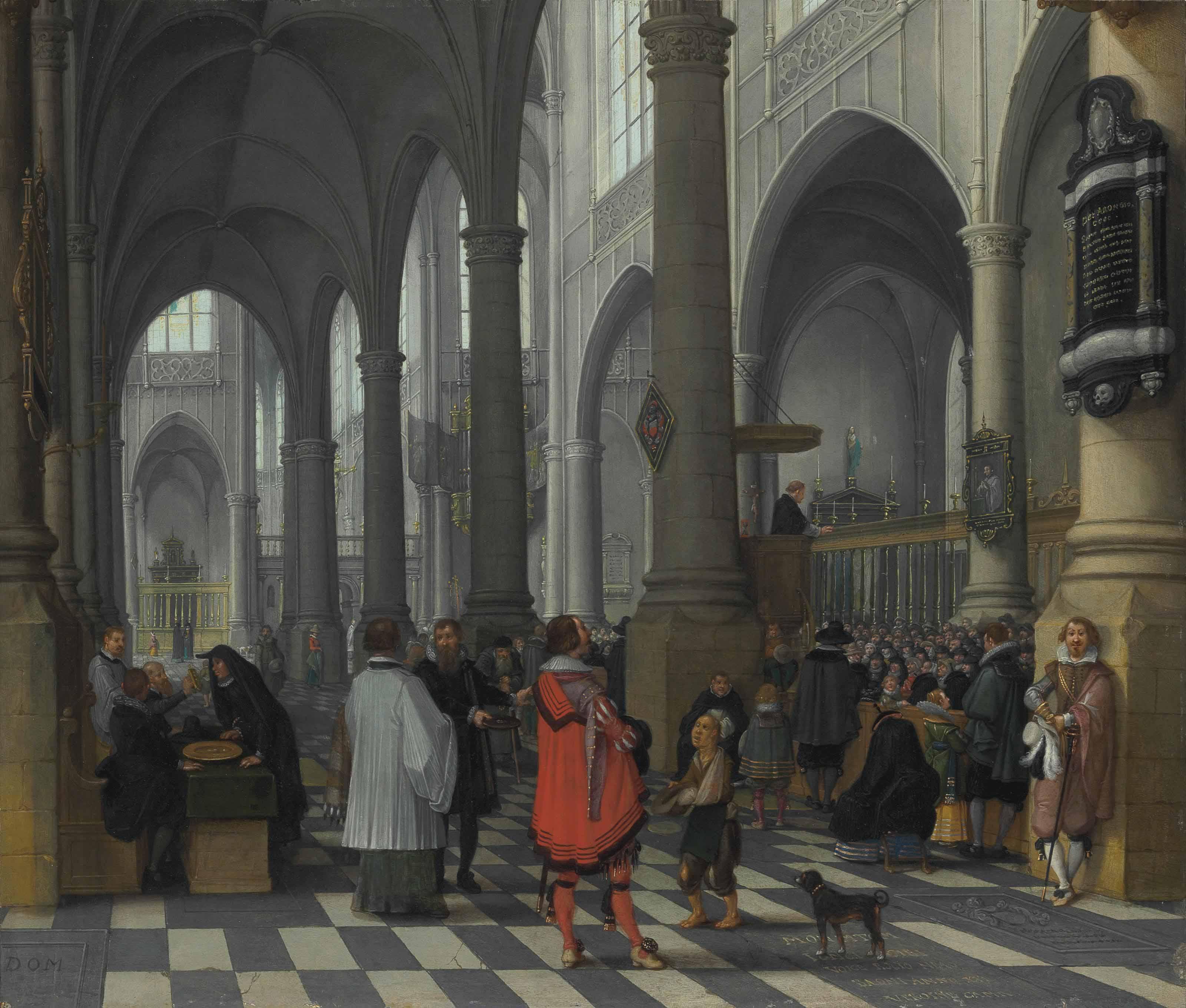 Sebastian Vrancx (Antwerp 1573