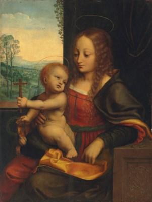 Joos van Cleve (?Cleve c. 1485