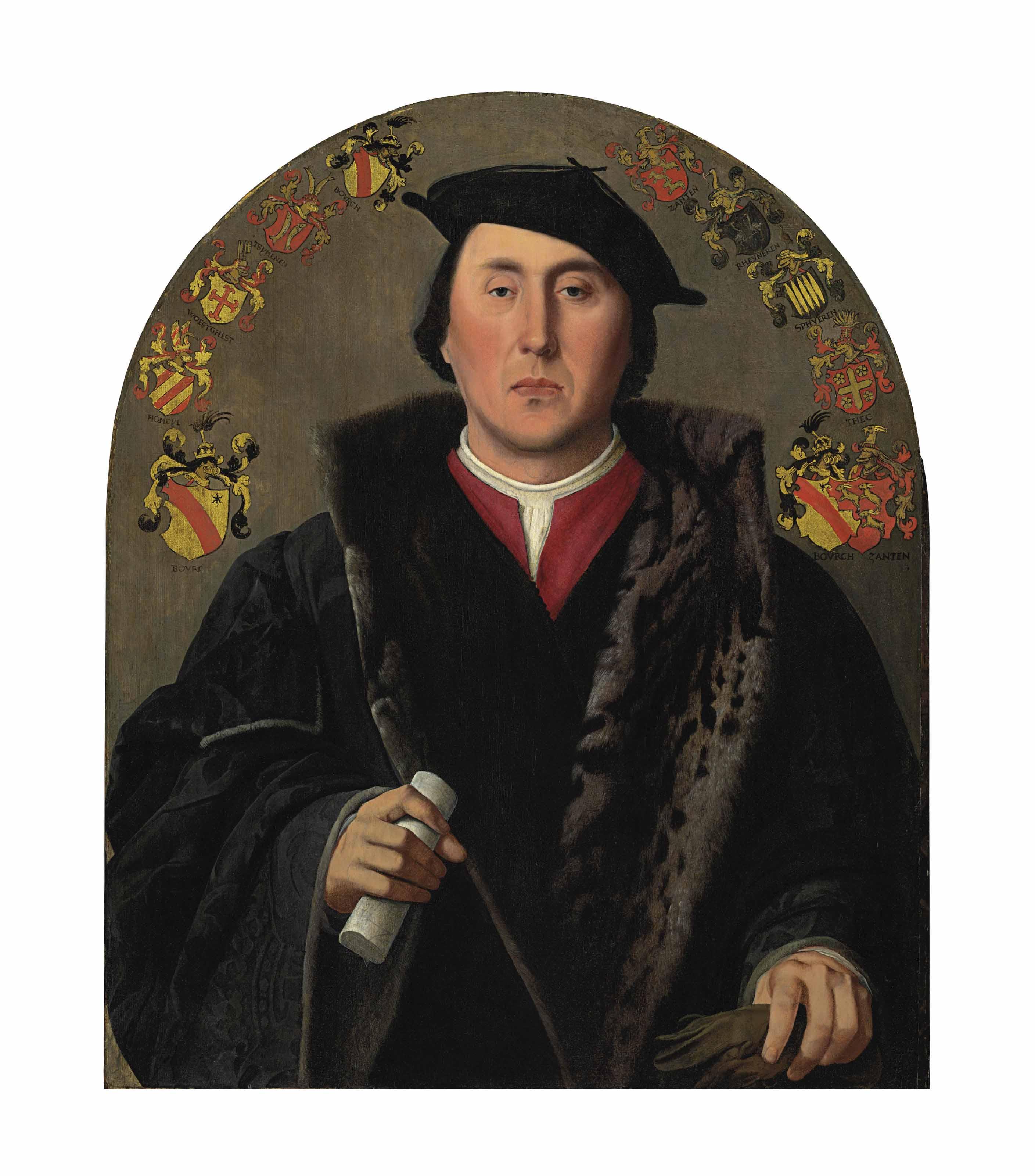 Jan Cornelisz. Vermeyen (Beverwijk c. 1500-c. 1559 Brussels)