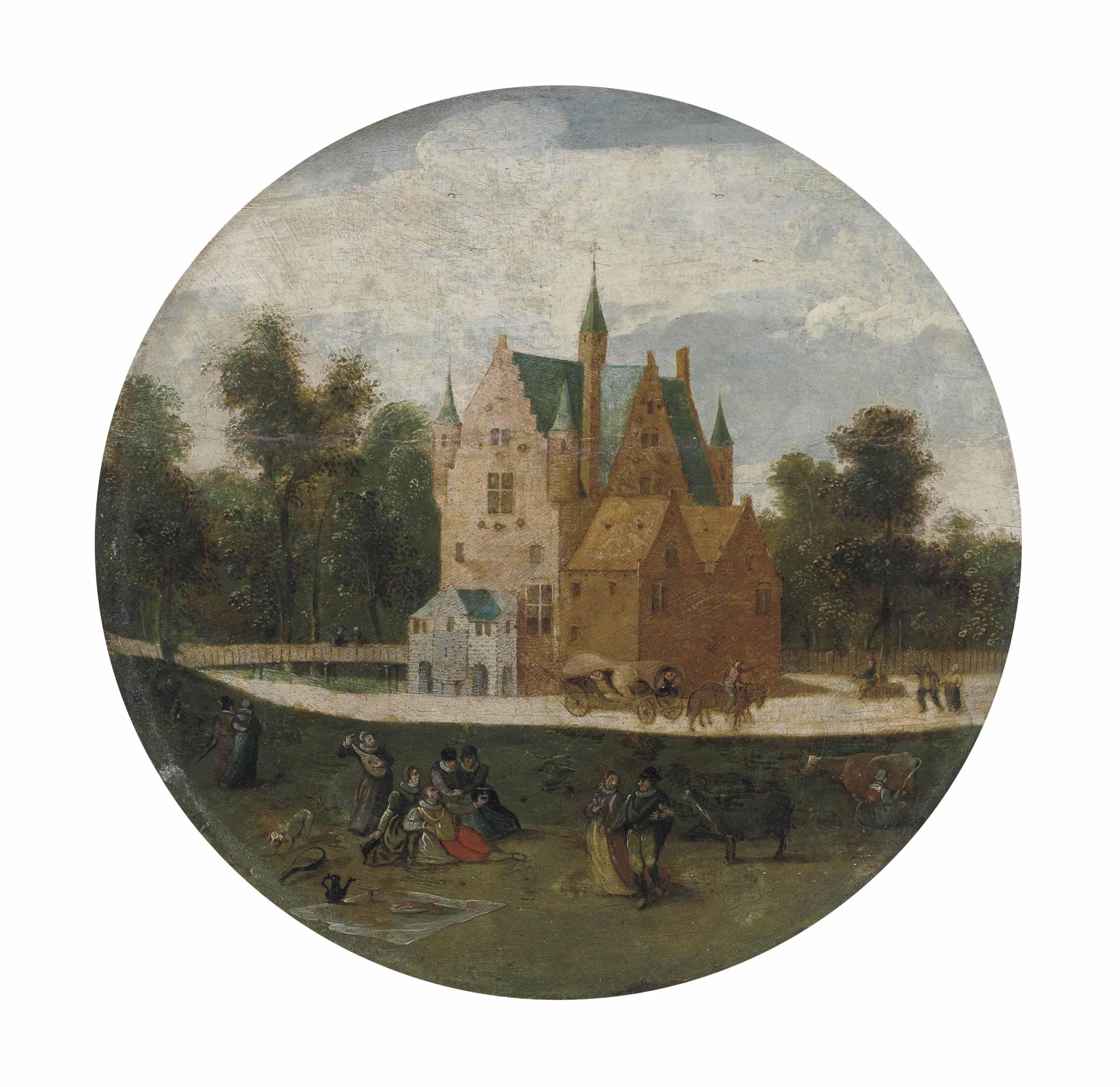 Abel Grimmer (Antwerp c. 1570-