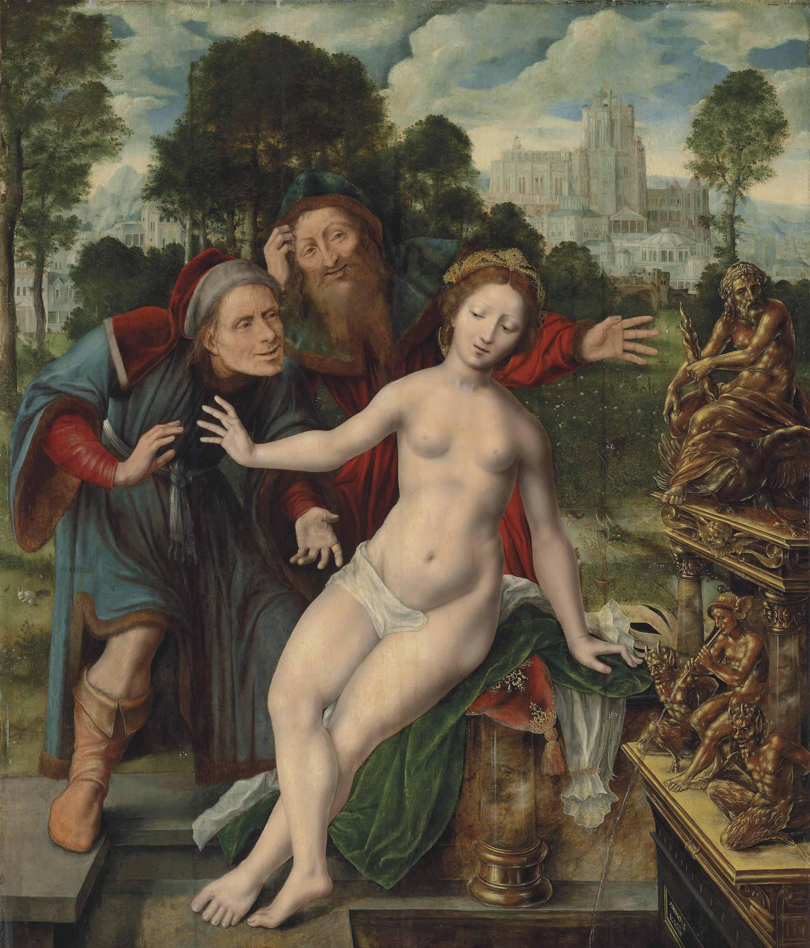 Jan Massys (Antwerp c. 1509 -