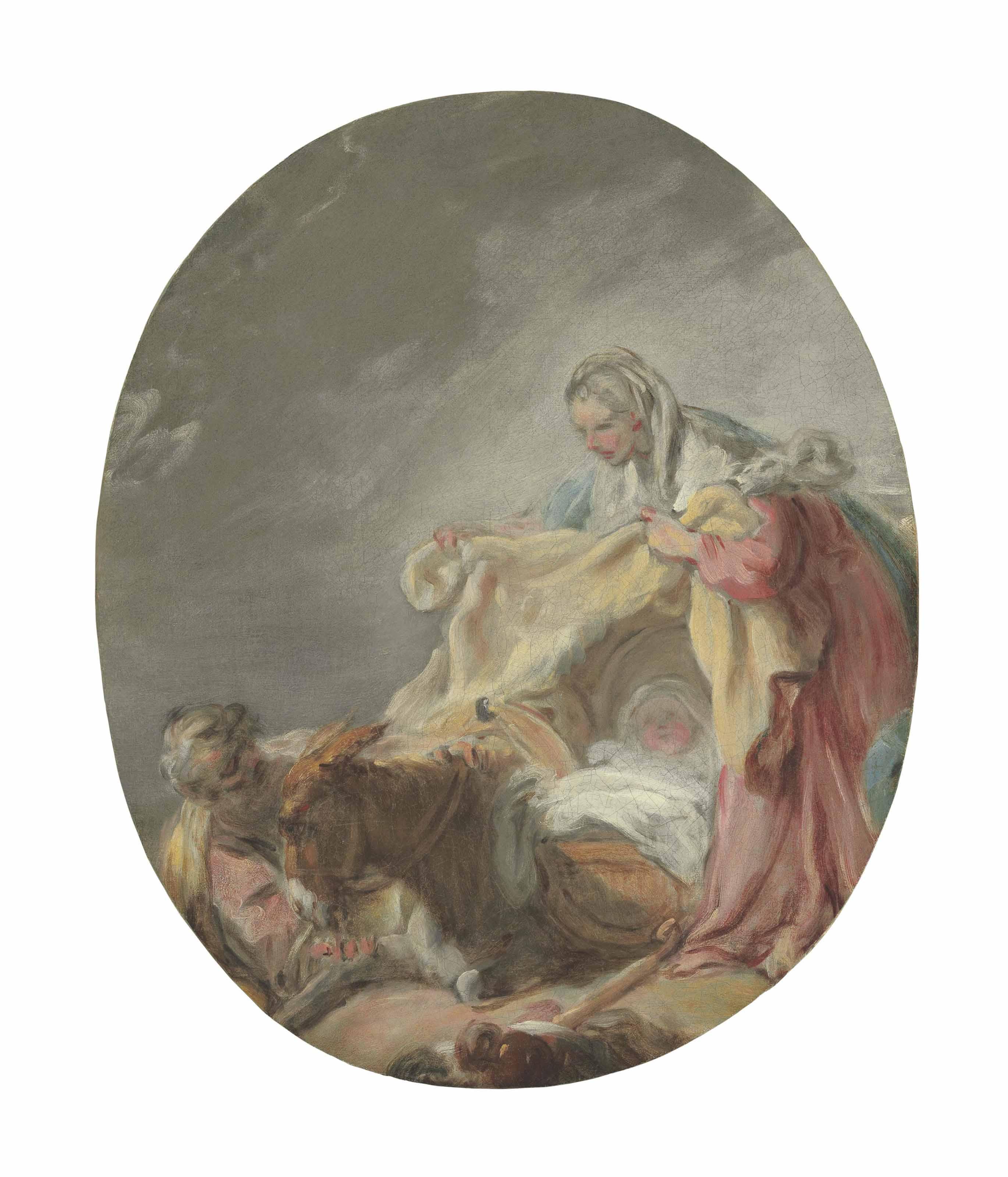 Jean-Honoré Fragonard (Grasse