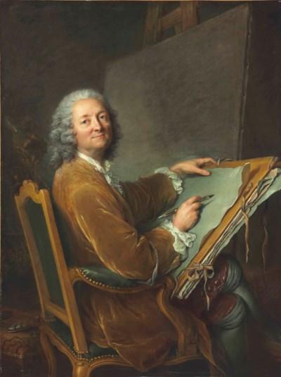 François-Hubert Drouais (Paris