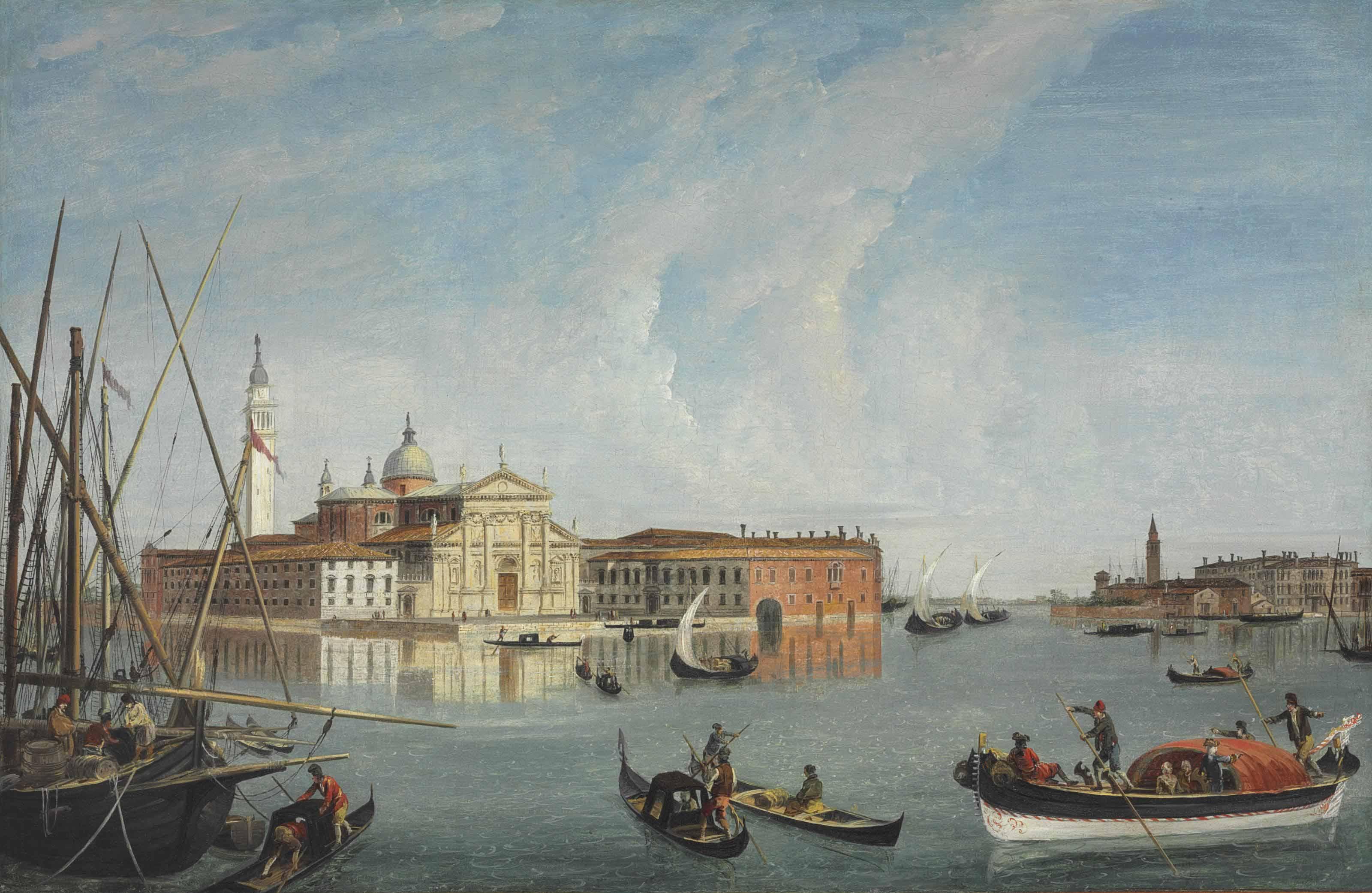 Michele Marieschi (Venice 1696-1743)