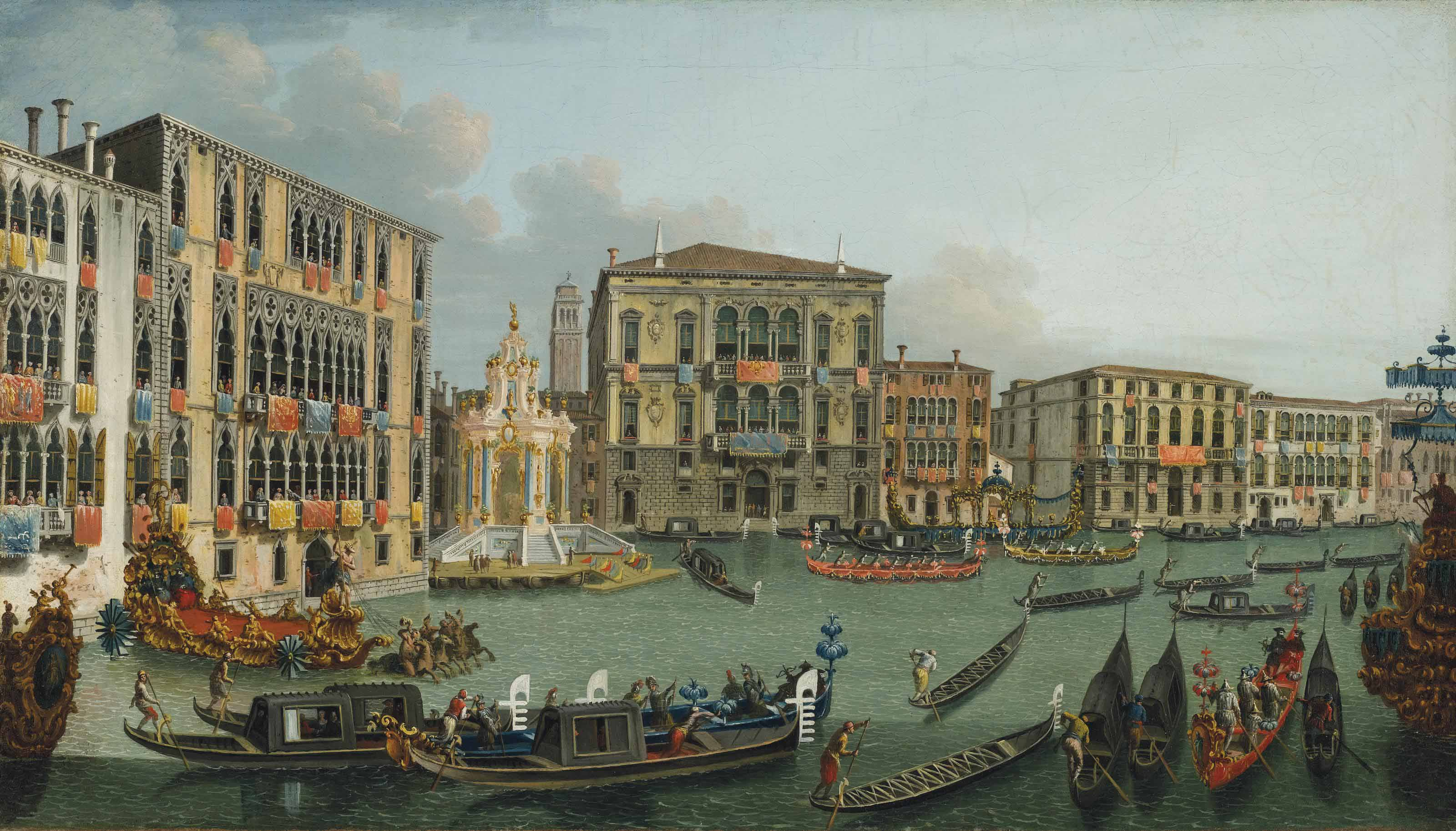 Vincenzo Chilone (Venice 1758-
