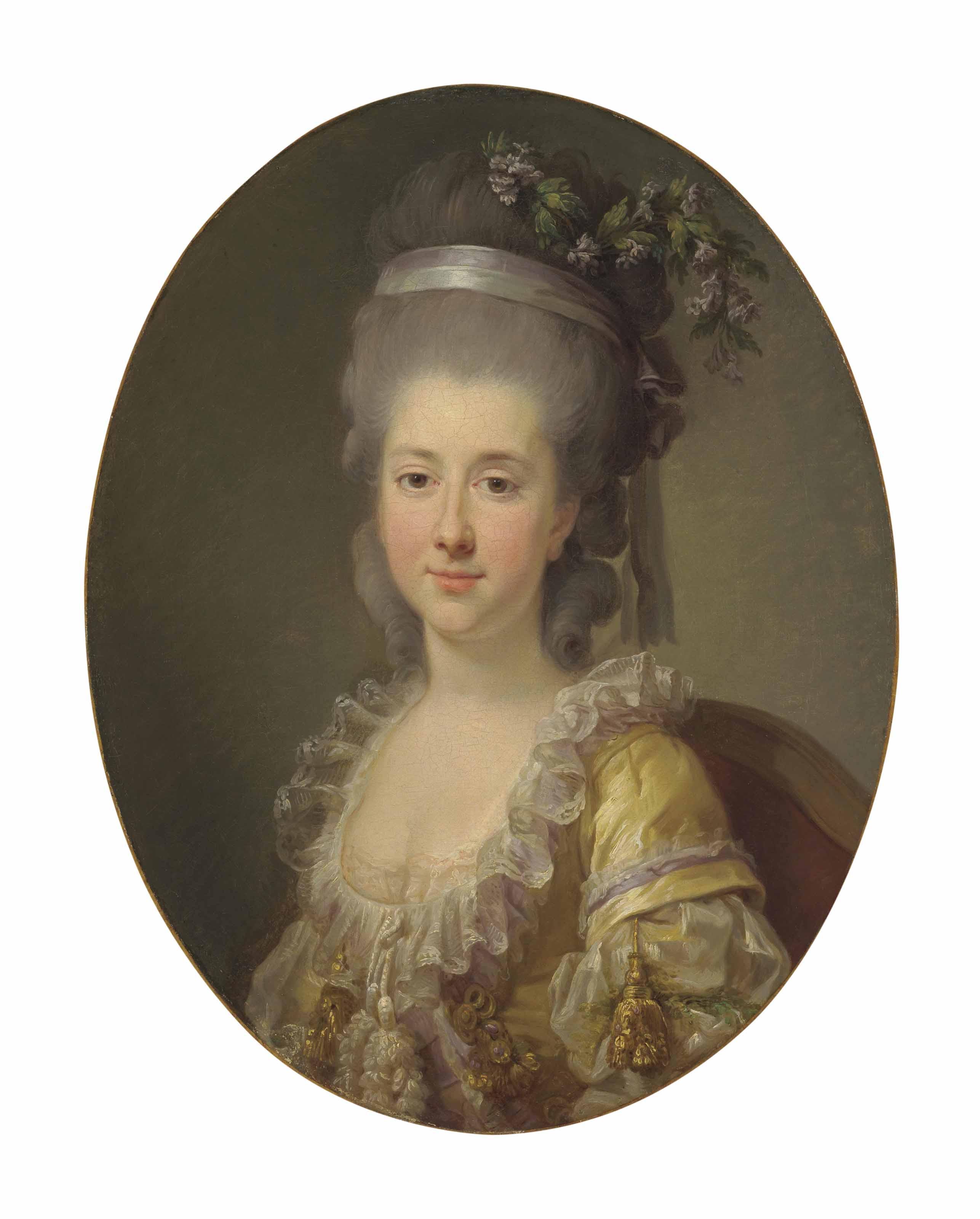 Louise-Élisabeth Vigée Le Brun (Paris 1755-1842)
