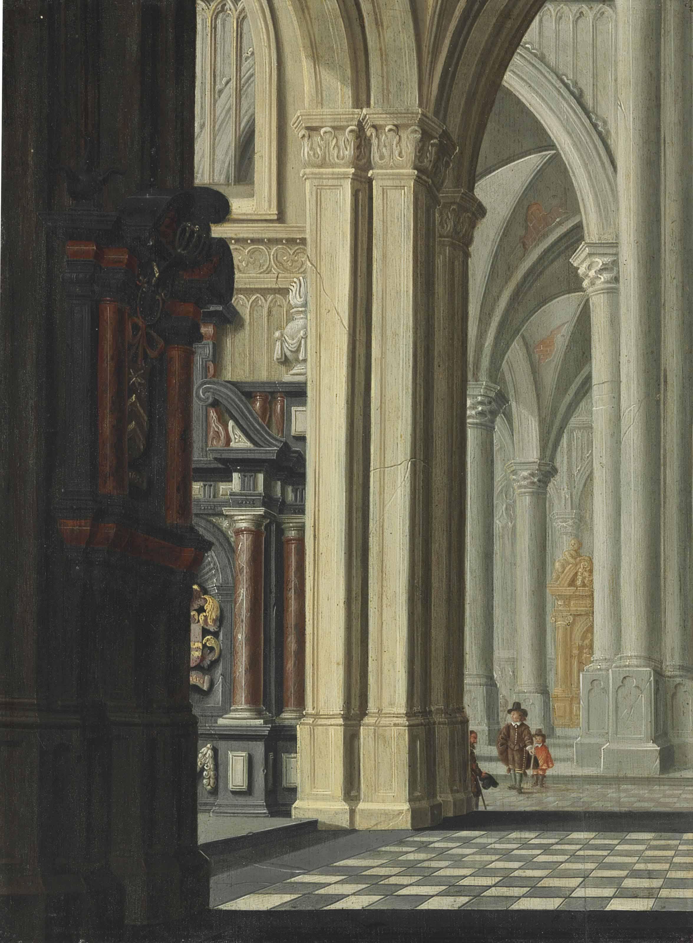 Daniel de Blieck (Middelburg c