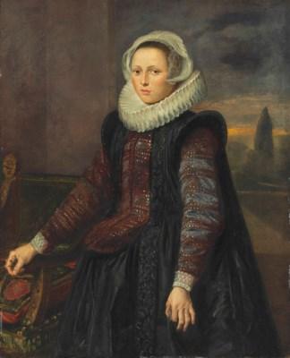 Circle of Frans Hals (Antwerp