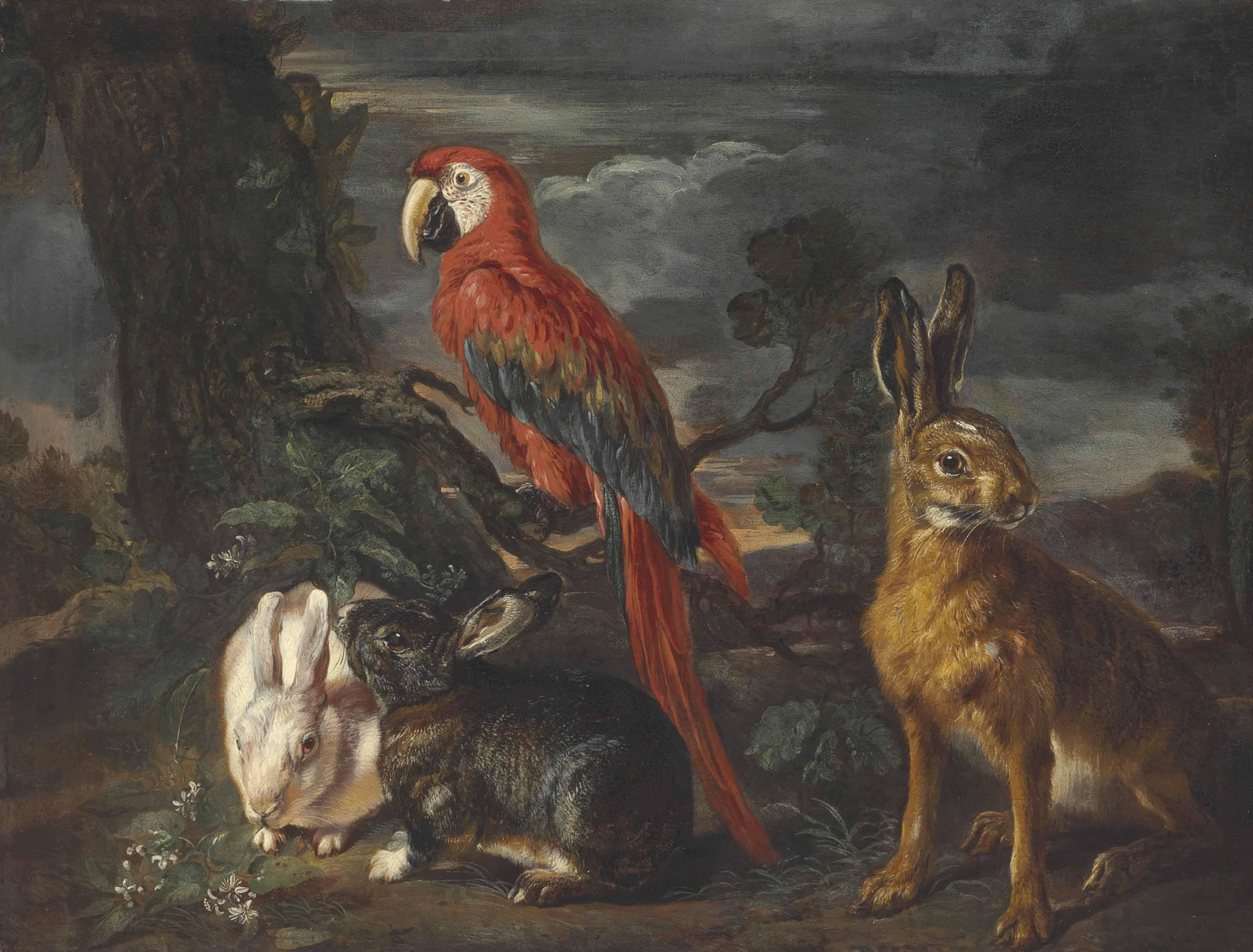 David de Coninck (Antwerp c. 1