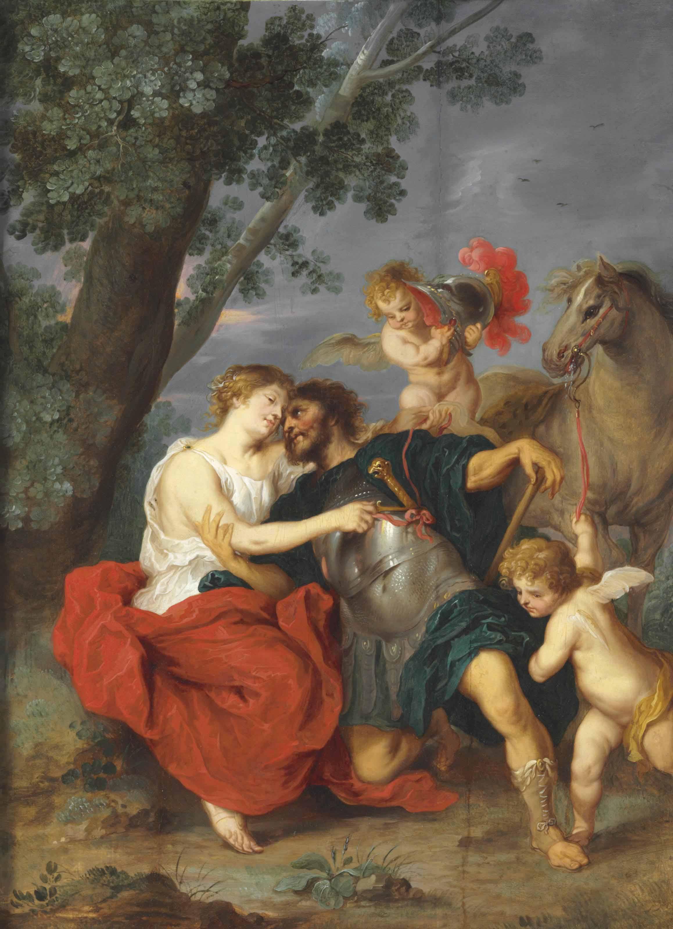 Studio of Peter Paul Rubens (S