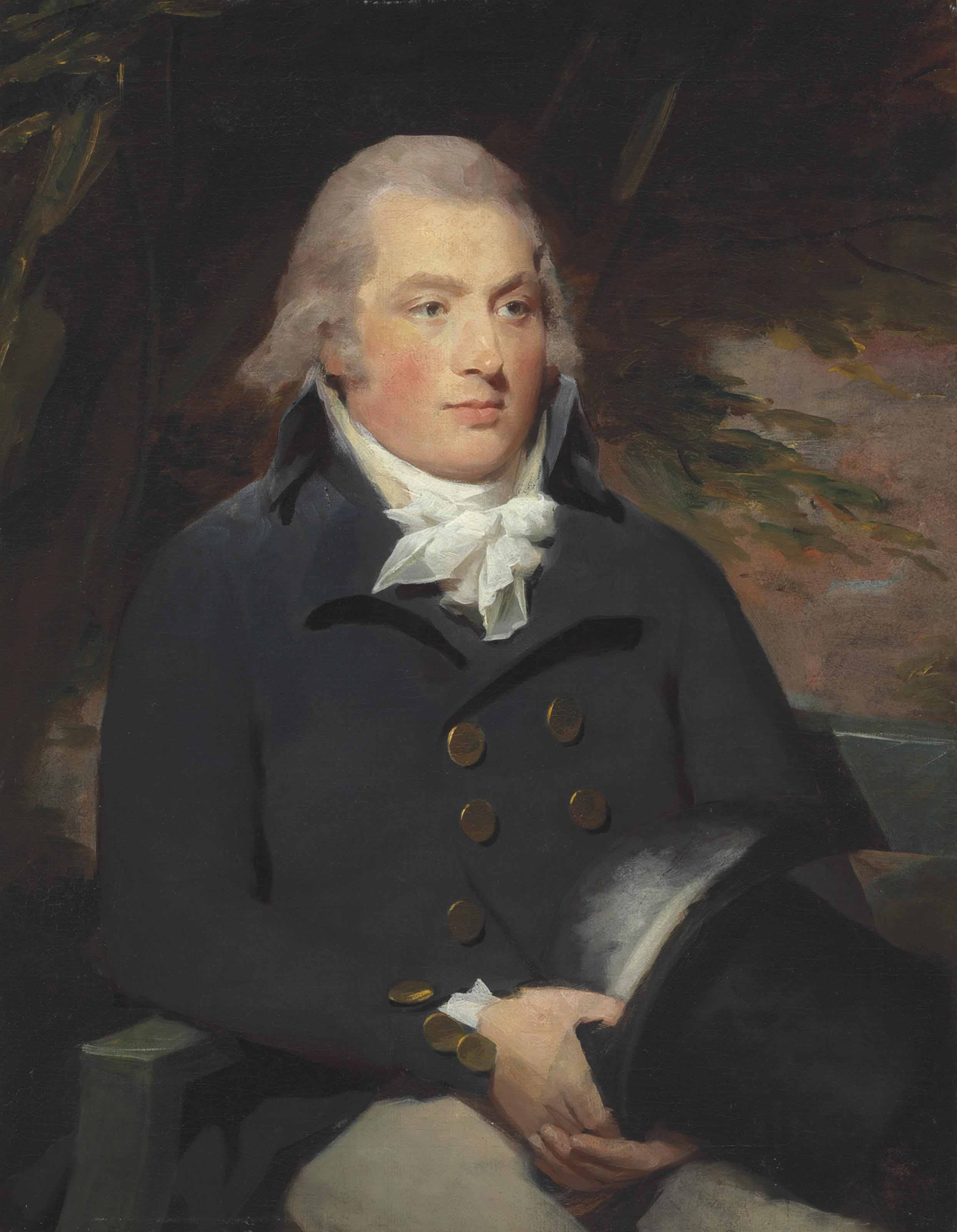 Sir Henry Raeburn R.A. (Stockb