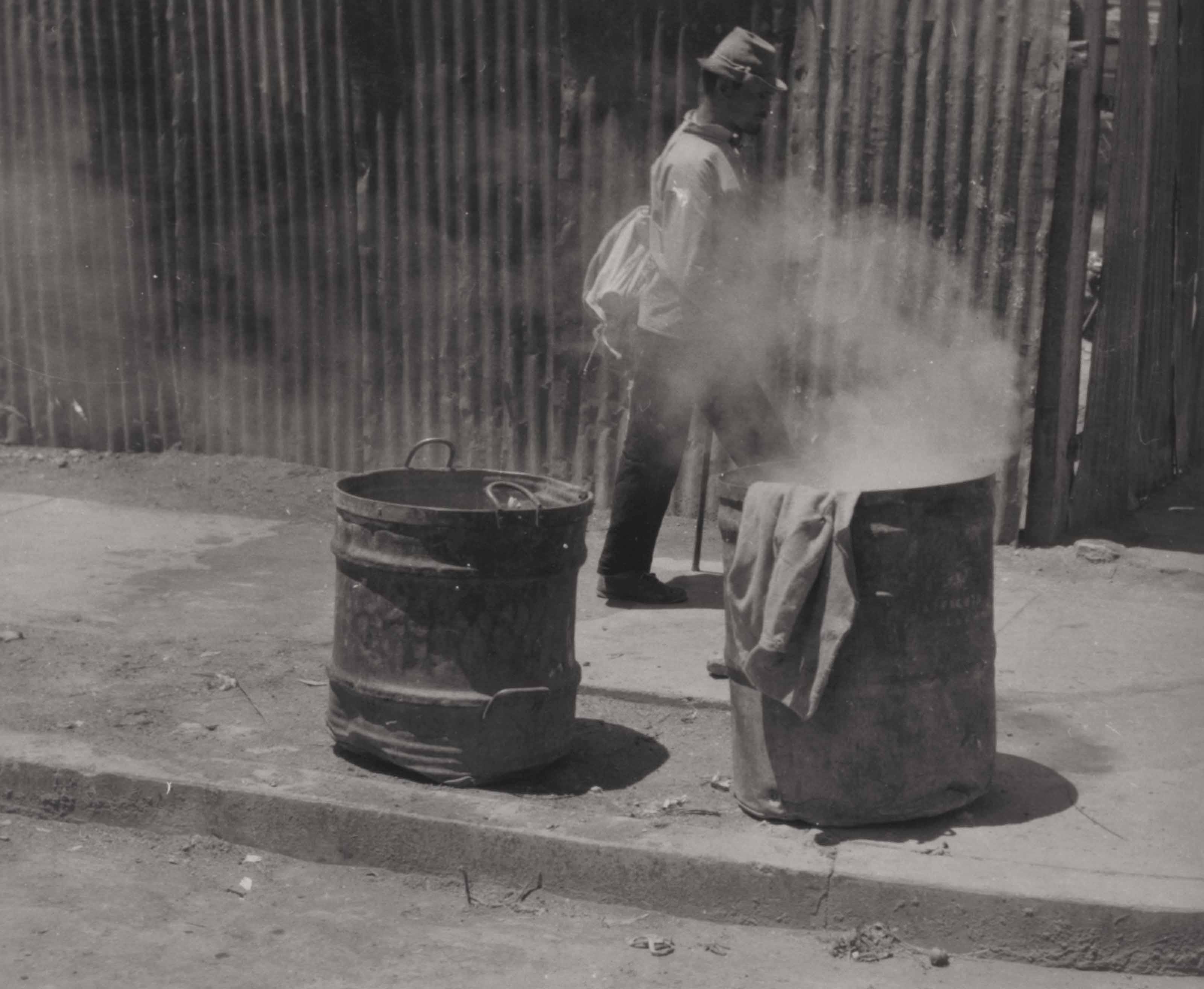 Peregrino en las Cosas desta Vida, 1942