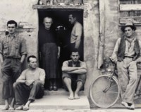 The Family, Luzzara, Italy, 1953