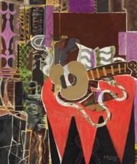 Mandoline à la partition (Le Banjo)