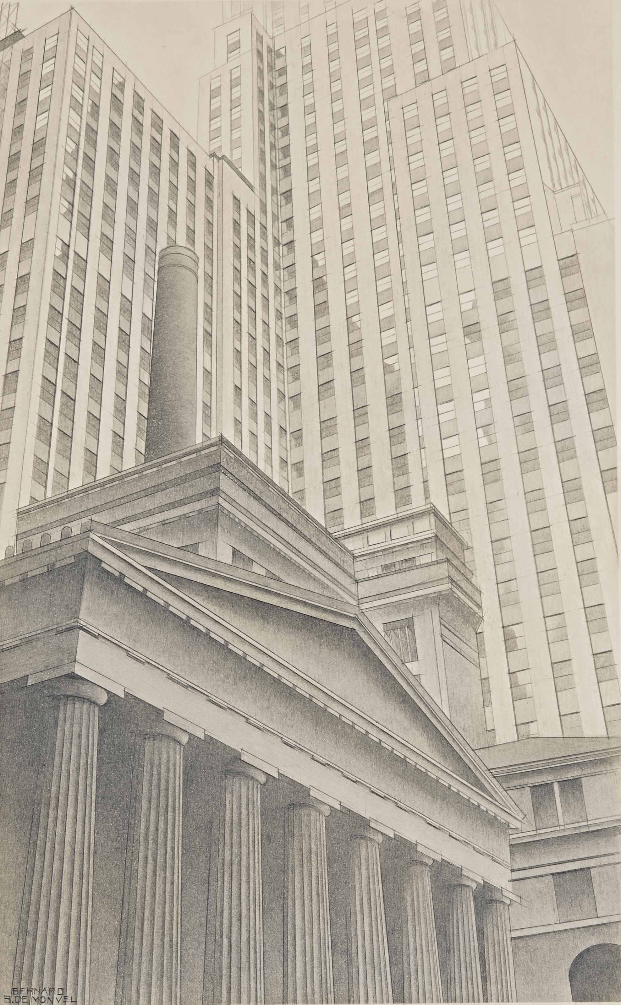 Federal Hall, New York