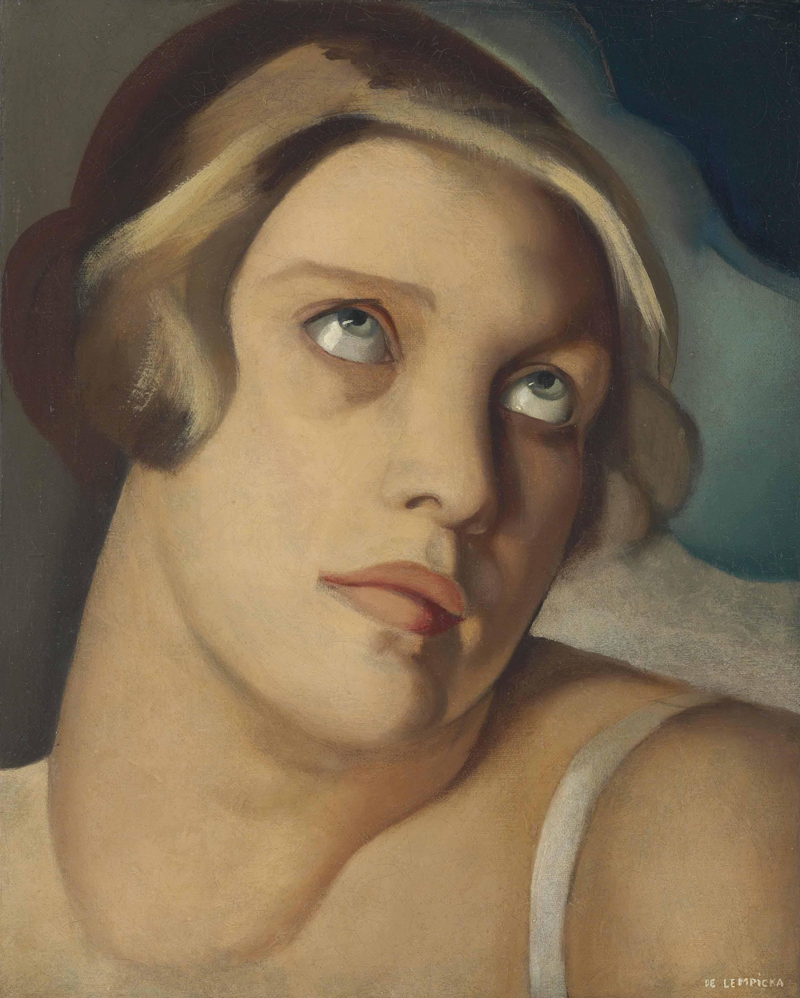 Portrait de Madame G.