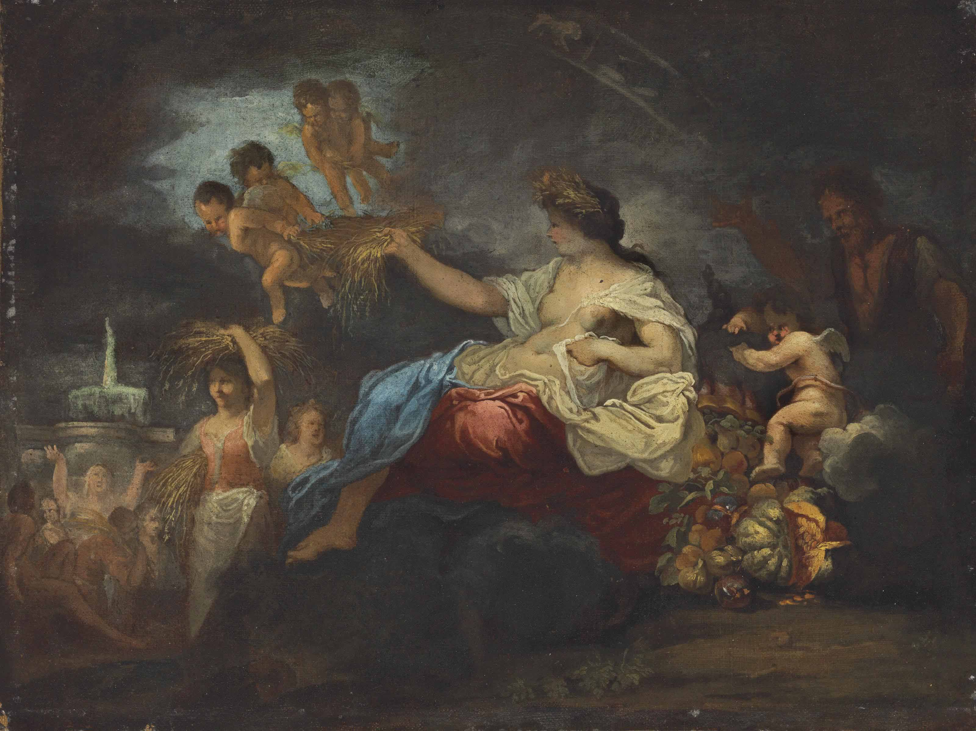 Jacques Blanchard (Paris 1600-