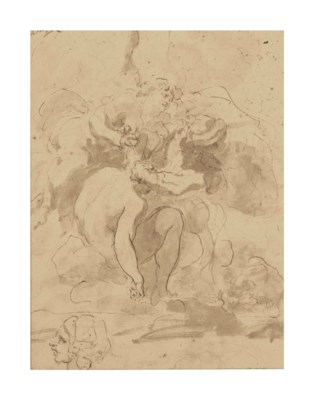 Attributed to Johann Liss (Old