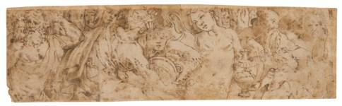 Sienese School, 17th Century;