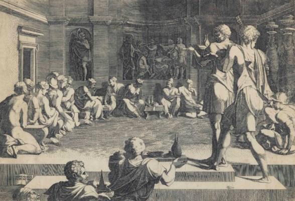 DOMENICO DEL BARBIERE (c. 1506
