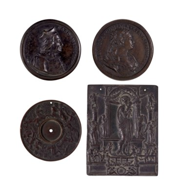ITALIAN, 16TH AND 17TH CENTURY