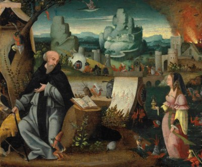 Follower of Hieronymus Bosch