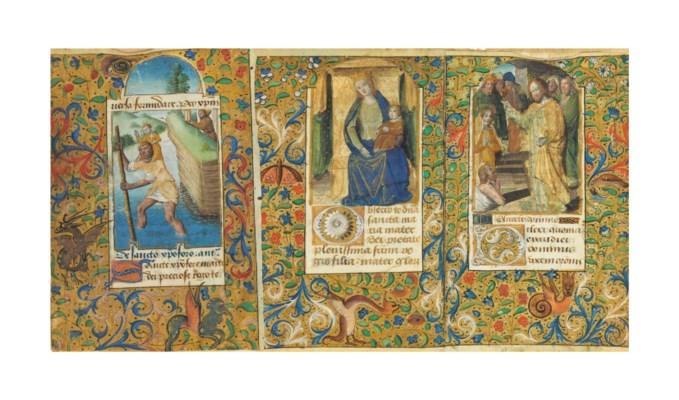 SAINT CHRISTOPHER, THE VIRGIN