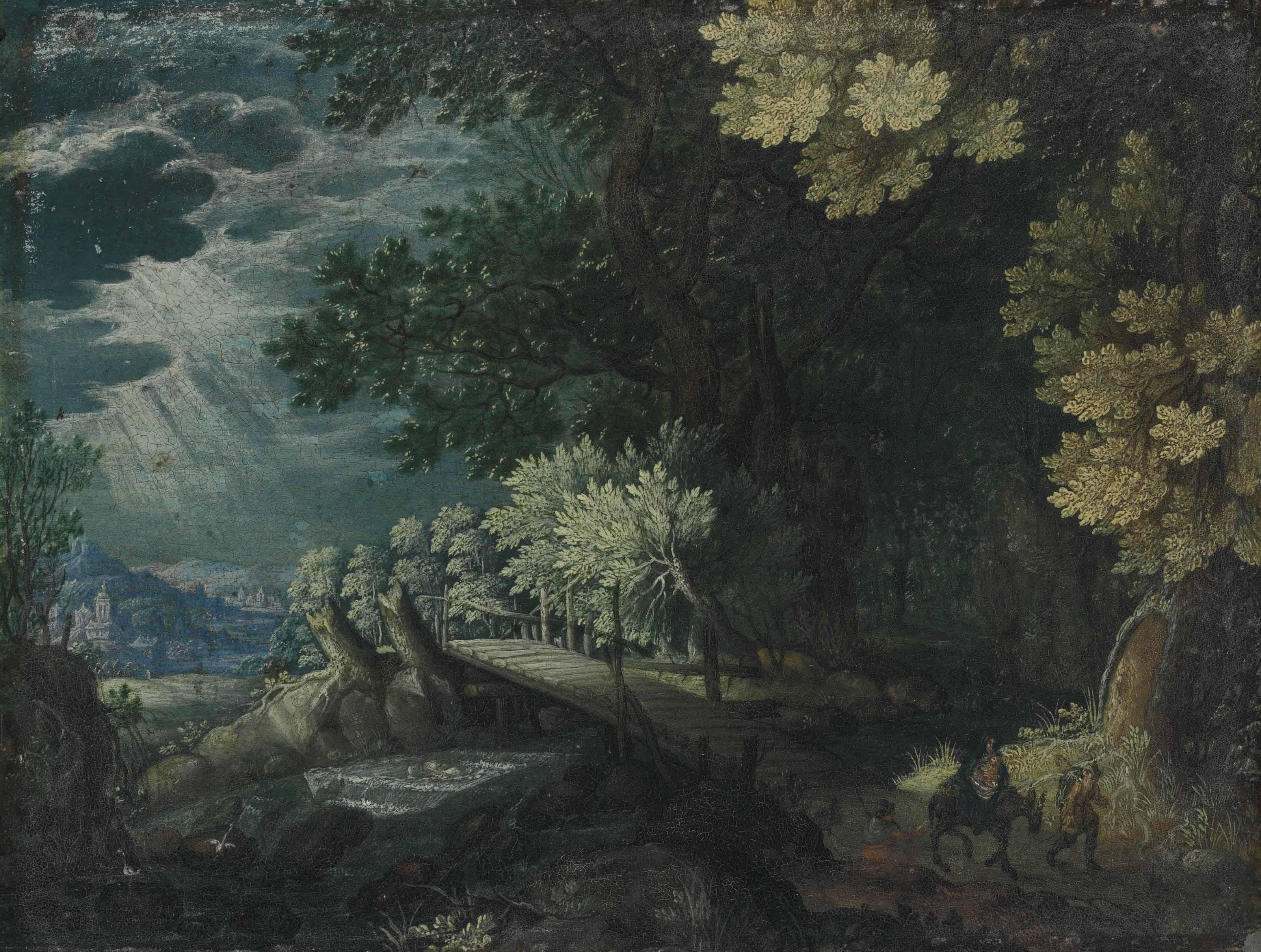 Flemish School, early 17th cen