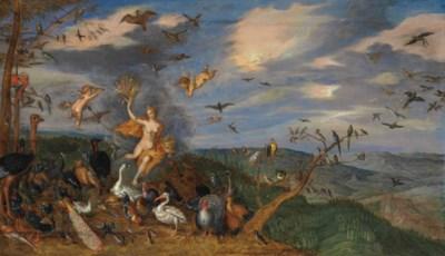 Studio of Jan Breughel I (Brus
