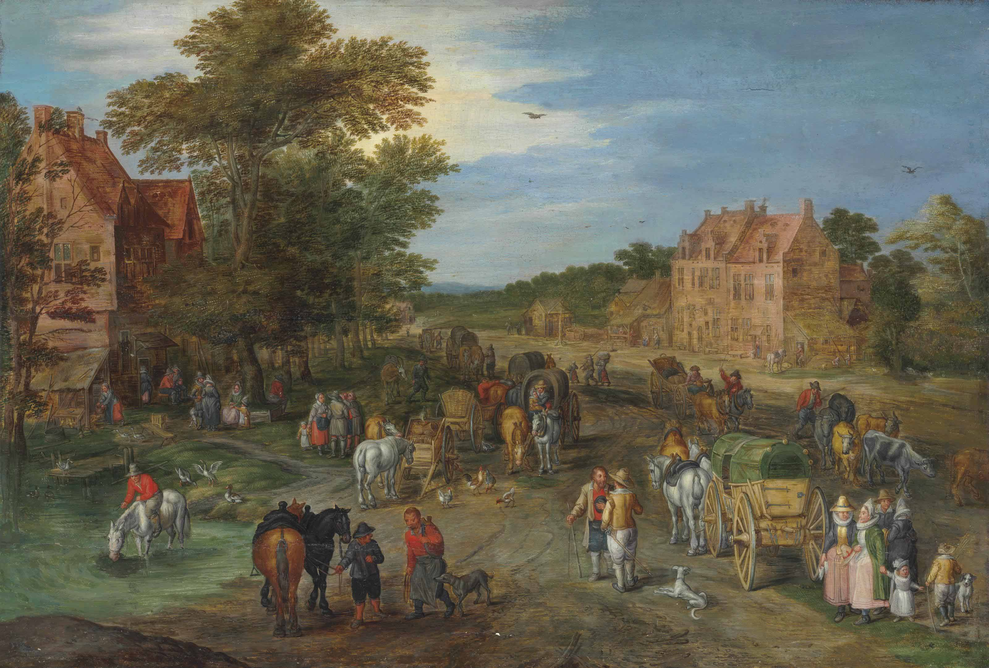 Follower of Jan Breughel I