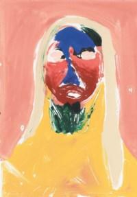 Portrait Head #6