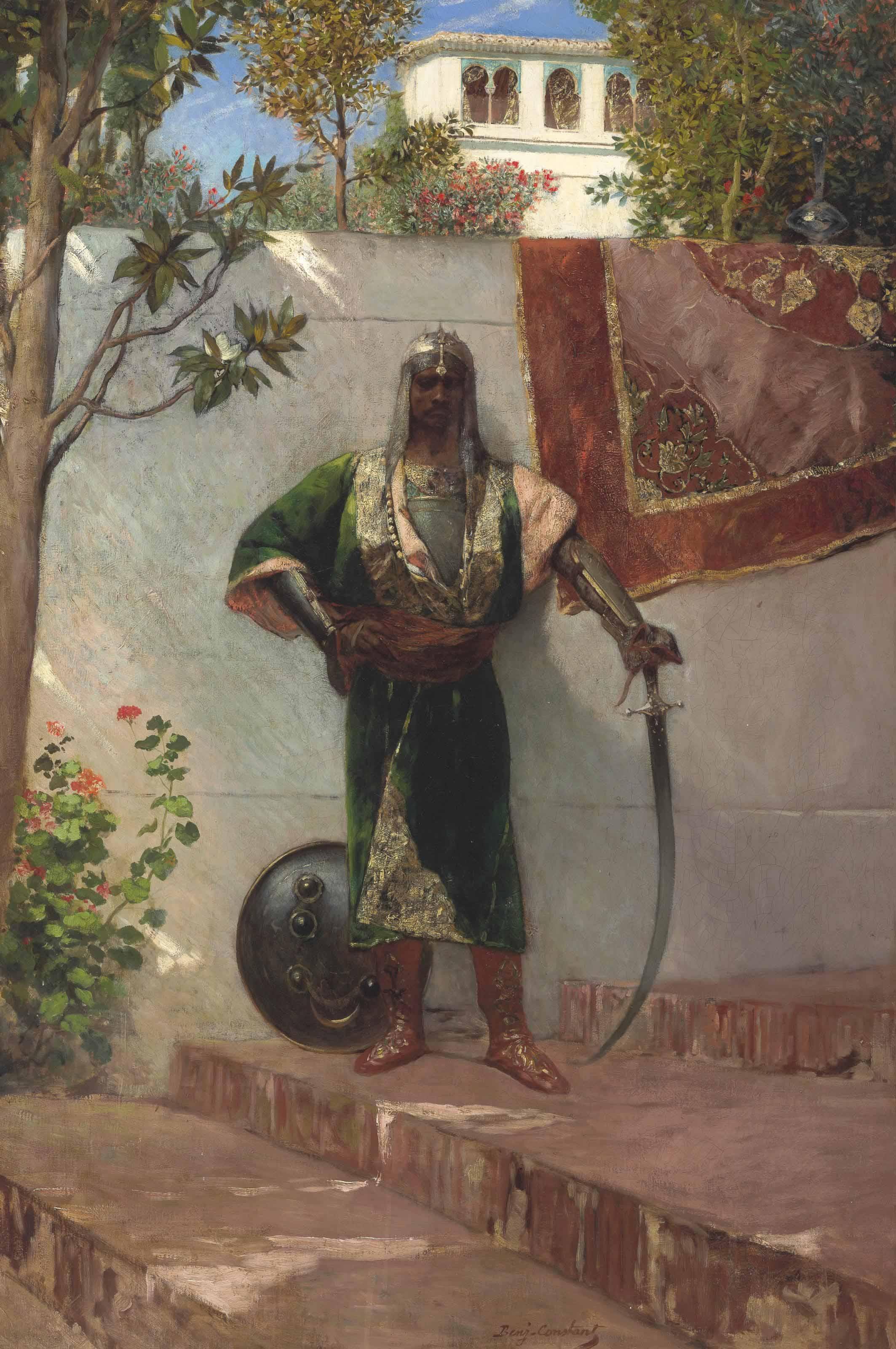 A Janissary