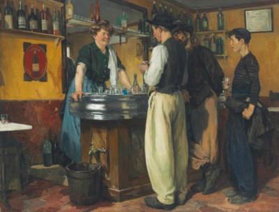 Jules Eugène Pages (American,