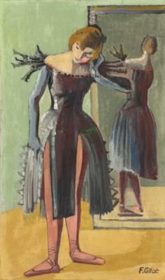 Francoise Gilot (b. 1921)