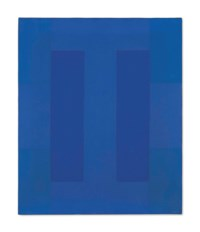 Abstract Painting, Blue