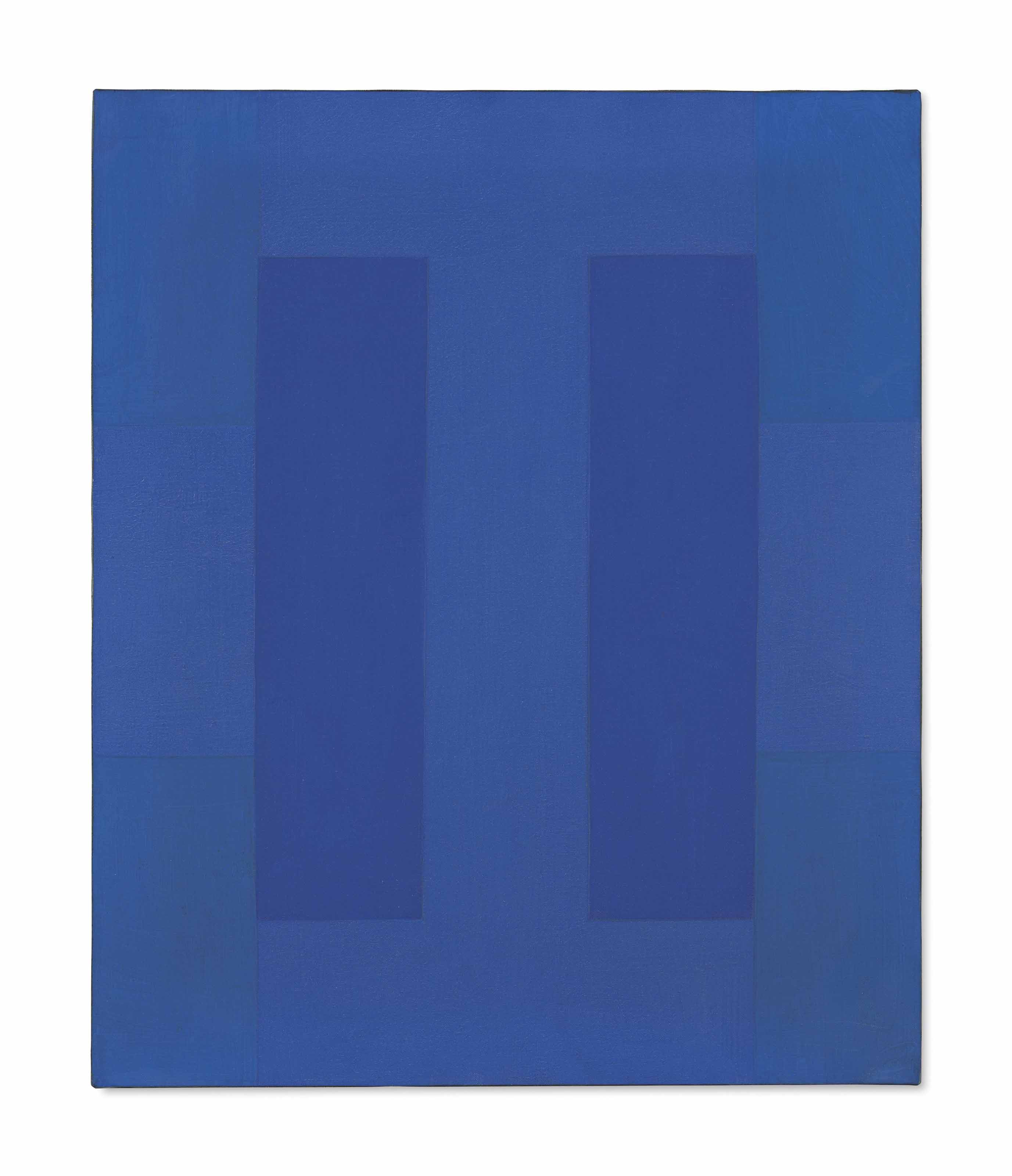 Ad Reinhardt (1913-1967)   Abstract Painting, Blue   1950s, Paintings    Christie's