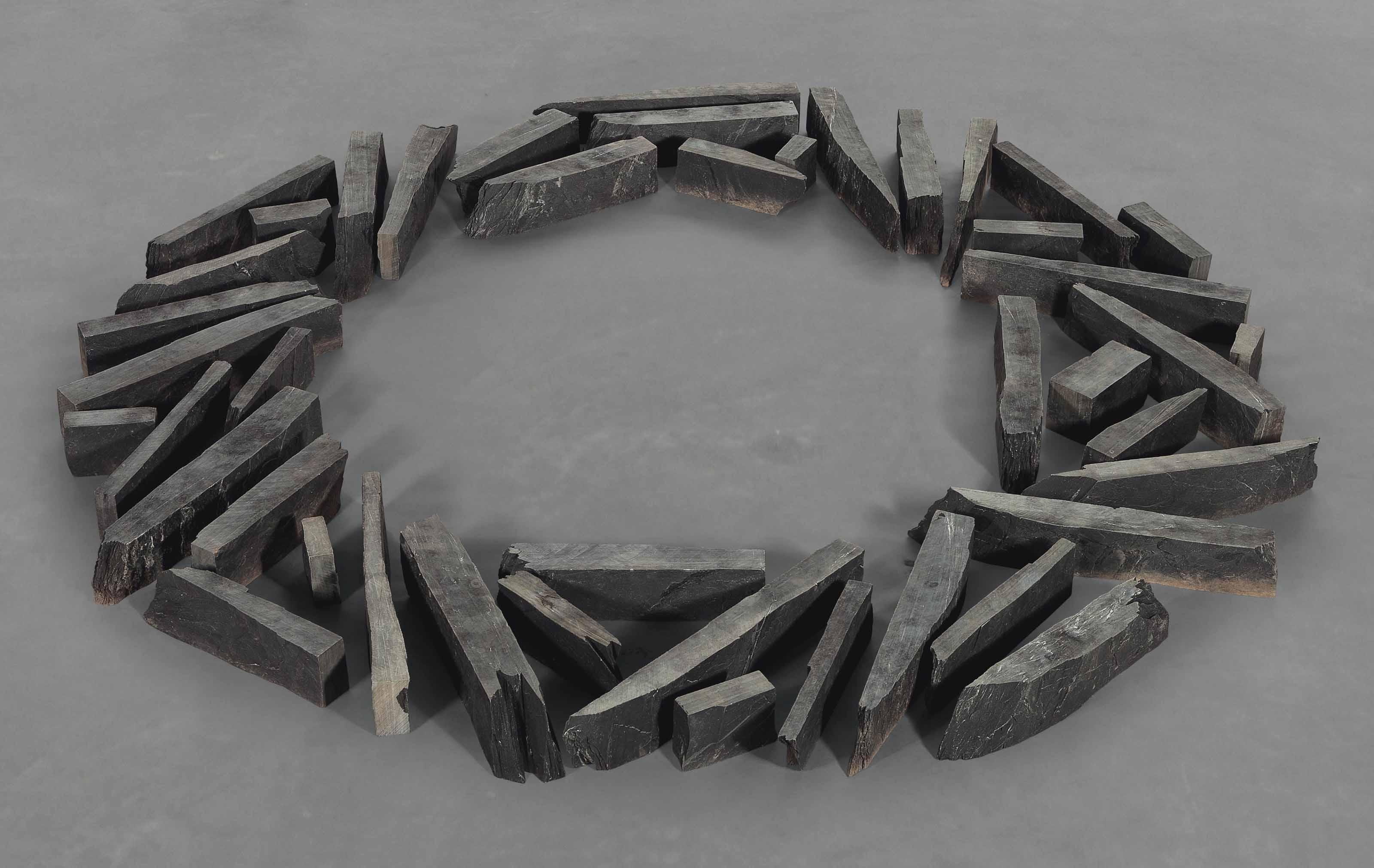 Summer Slate Ring