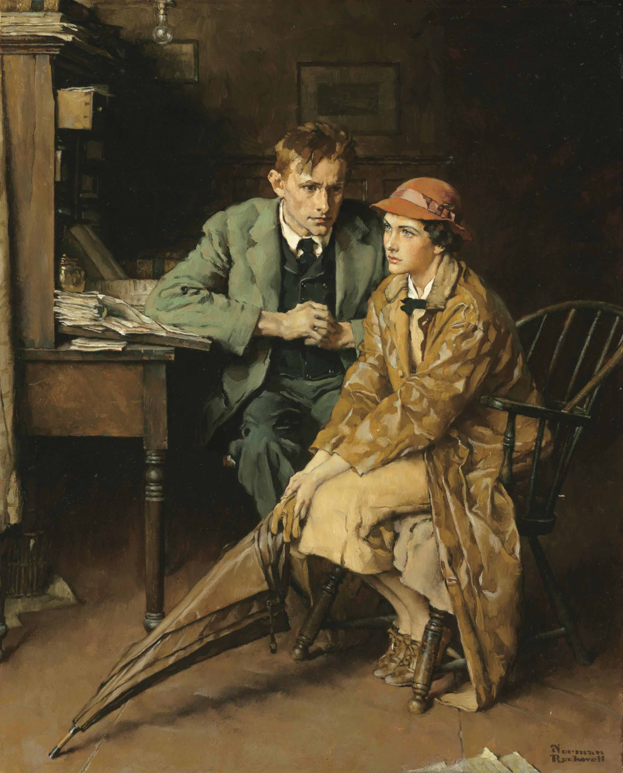 Norman Rockwell  1894