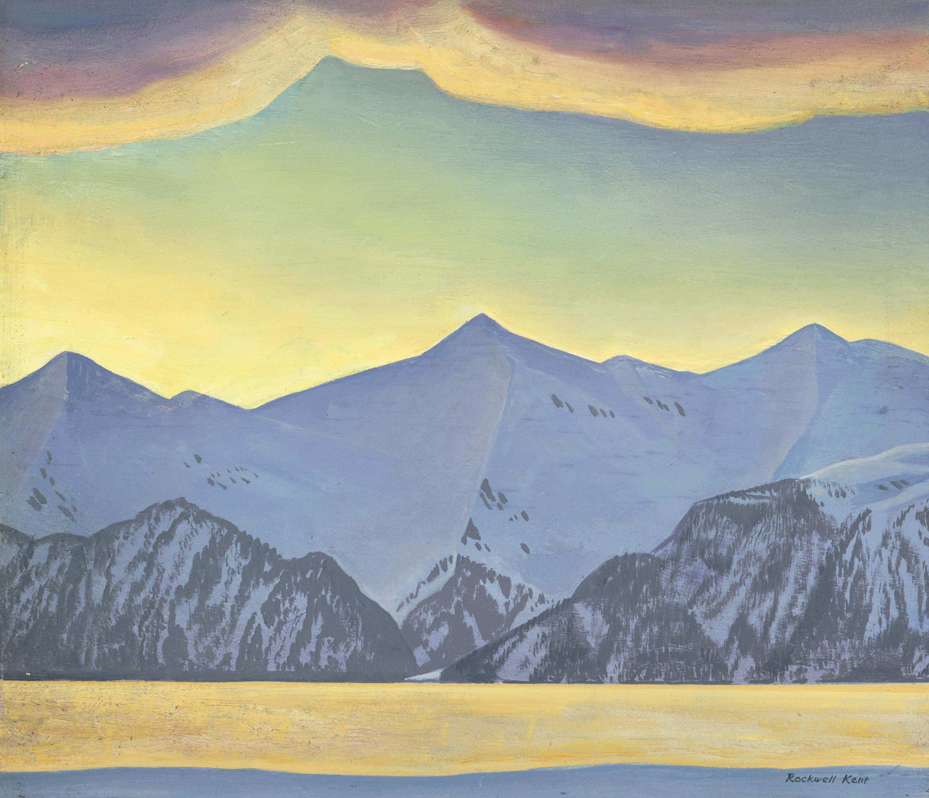 Alaska Impression (Resurrection Bay)