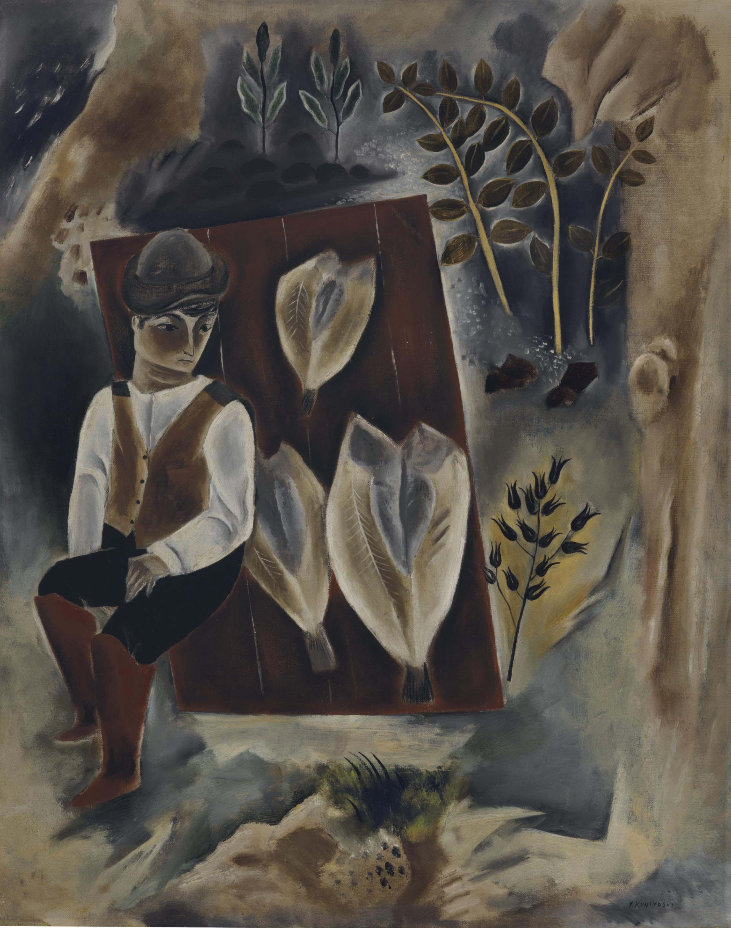 Yasuo Kuniyoshi (1889-1953)